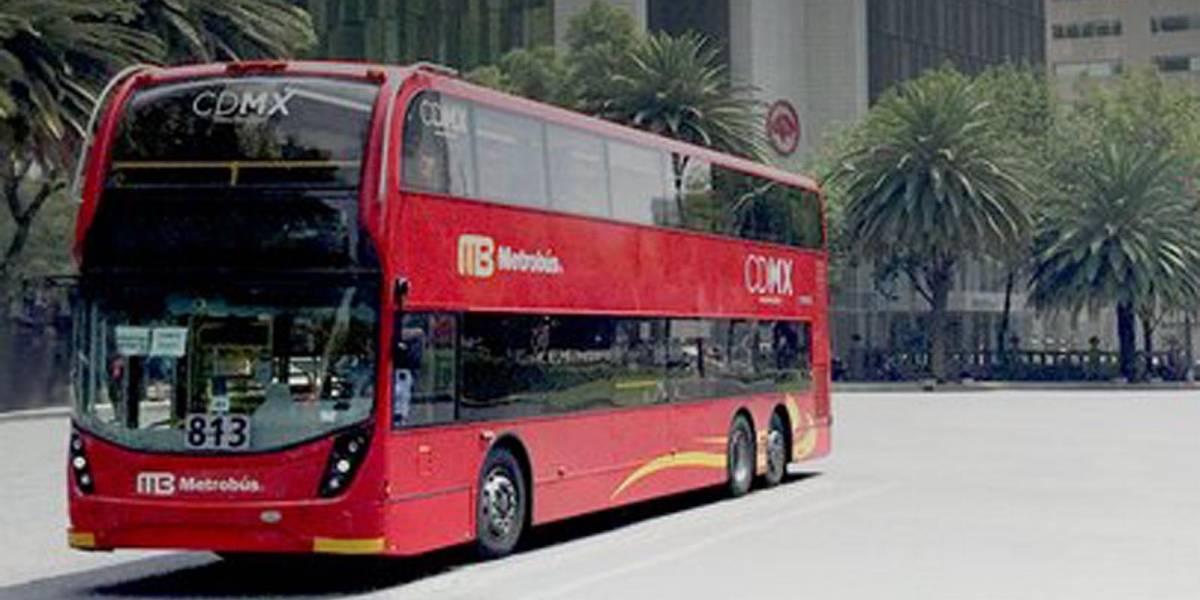 Línea 4 de Metrobús CDMX resulta afectada por enfrentamiento en Terminal 1