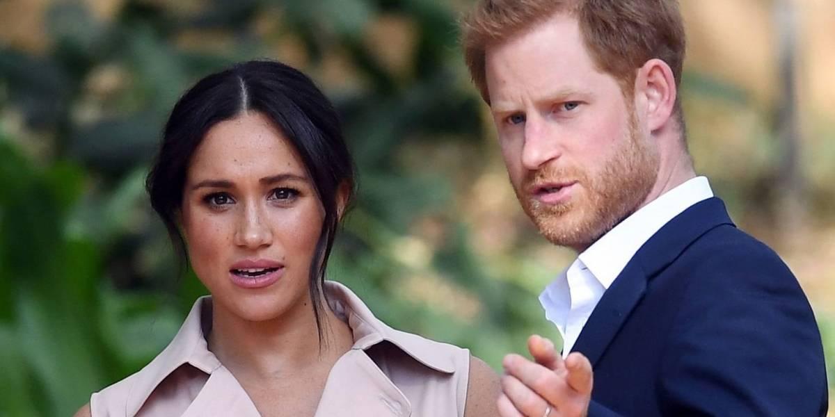 La millonaria cifra que el príncipe Harry y Meghan Markle cobraron por su primera aparición tras el Megxit