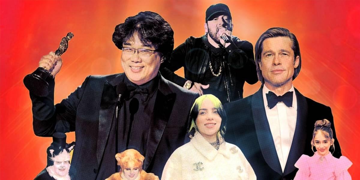 Crisis: Premios Óscar 2020 tiene su peor rating de audiencia de la historia
