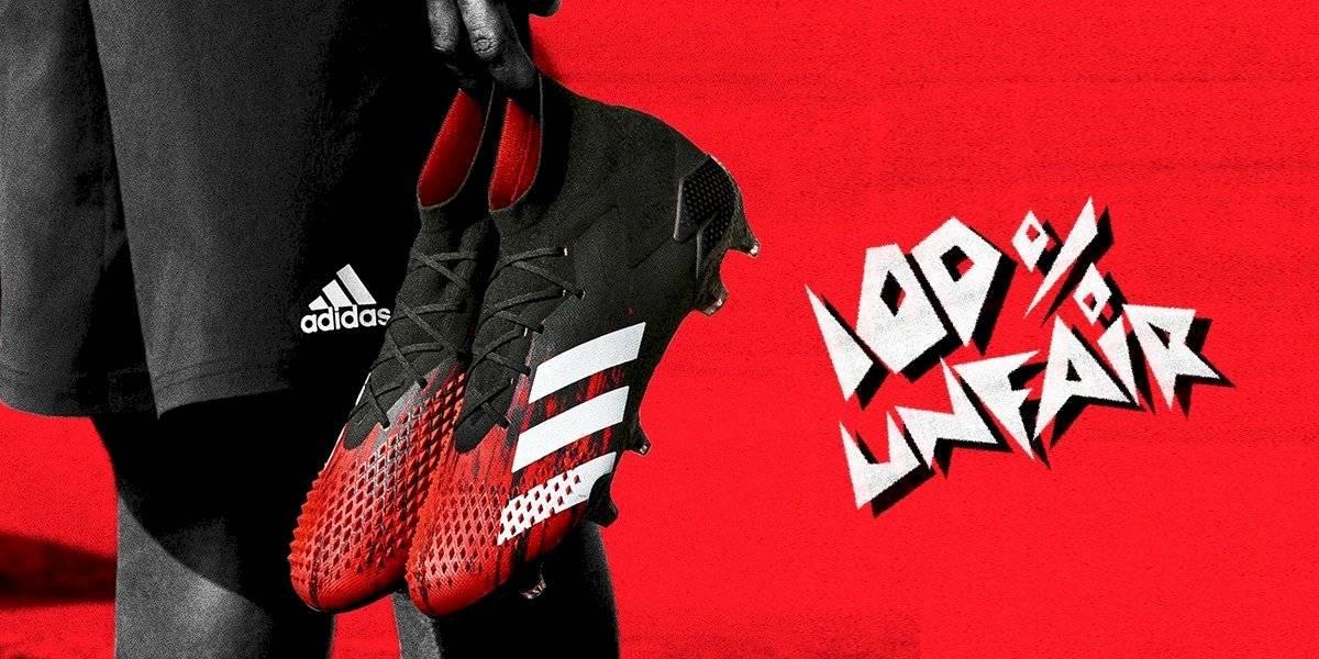 """""""PREDATOR 20 MUTATOR"""": ADIDAS presenta una nueva generación de zapatos de fútbol"""