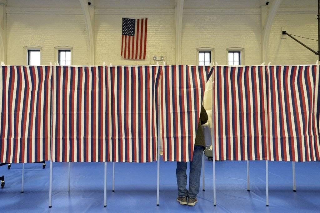 Votaciones en Estados Unidos