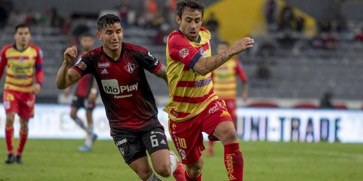 La magia de Jorge Valdivia en Morelia lo alzó dentro del equipo ideal de la fecha en México