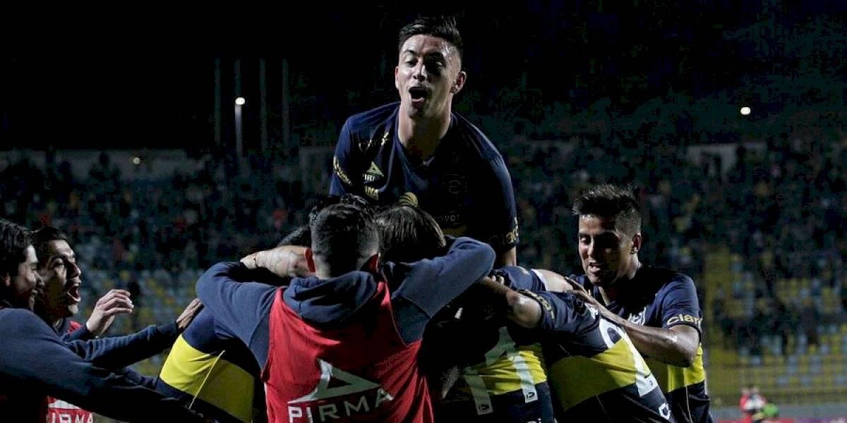 Everton mantuvo el invicto y quedó como sublíder exclusivo del Campeonato Nacional tras derrotar a Coquimbo