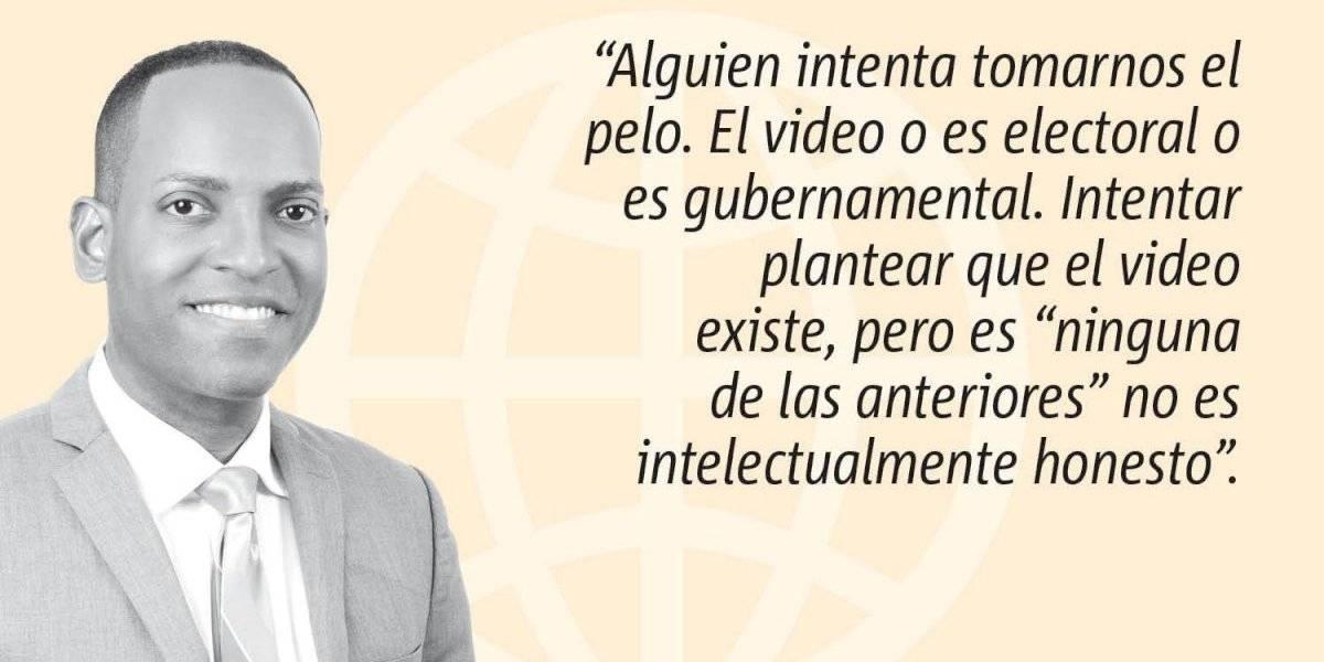 """Opinión de Julio Rivera Saniel: El video que """"no es"""""""