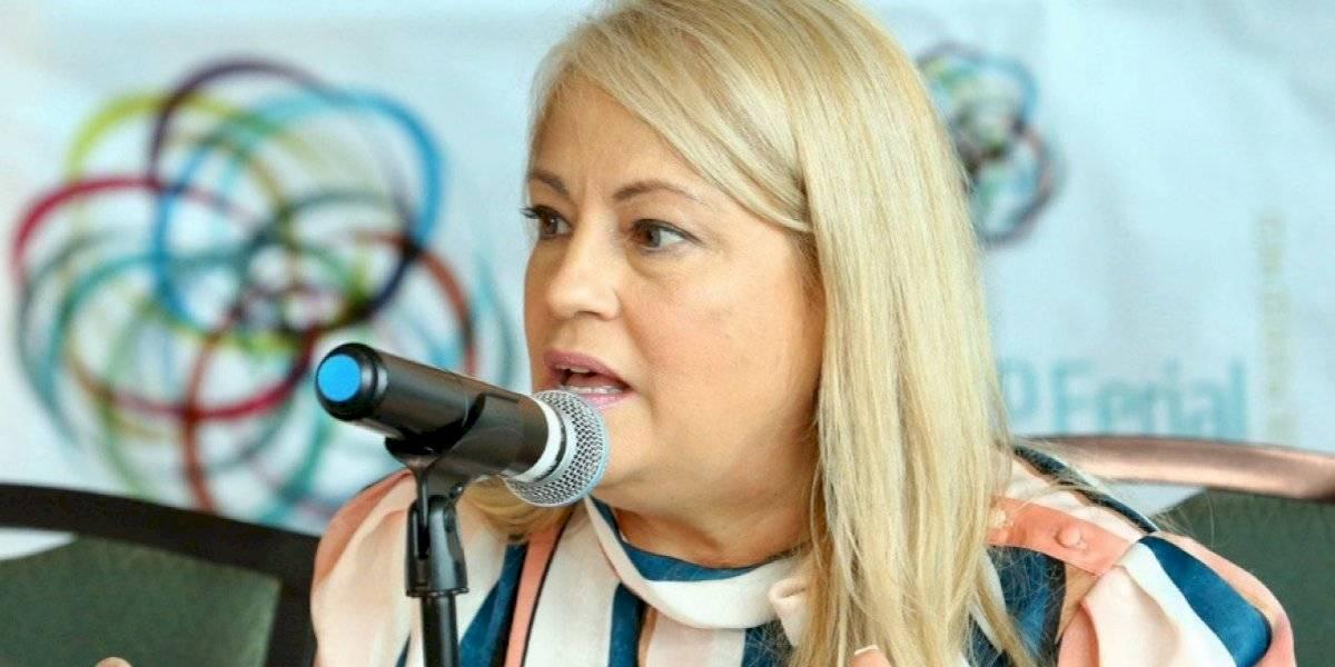Gobernadora dice desconocer quién organizó actividad de campaña