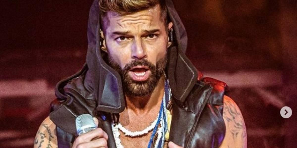 Niño gasta sus ahorros para que su madre con cáncer conozca a Ricky Martin