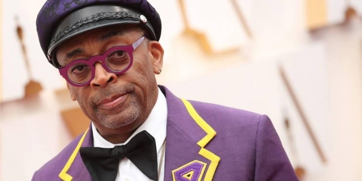 Spike Lee enmarcará el traje tributo a Kobe Bryant que usó en los Oscar