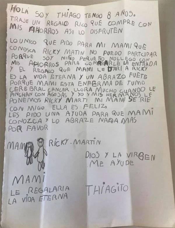 Carta Thiago