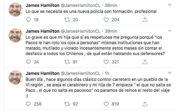 Twitter James Hamilton