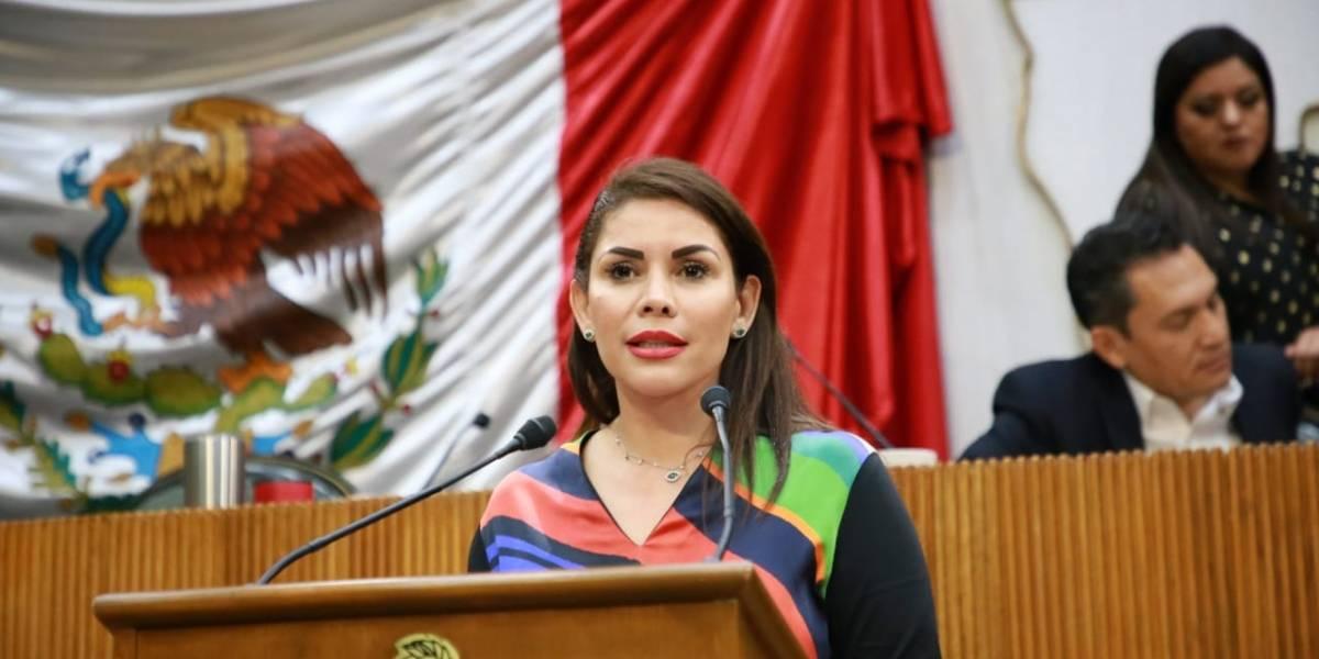 Propone Karina Barrón reformas para sancionar violencia política de género