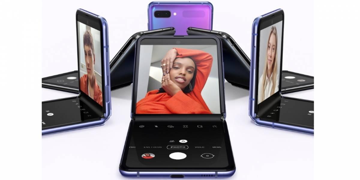 Tecnologia: Antes das vendas oficiais, Samsung exibe novo smartphoneGalaxy Z Flip em lojas pelo Brasil