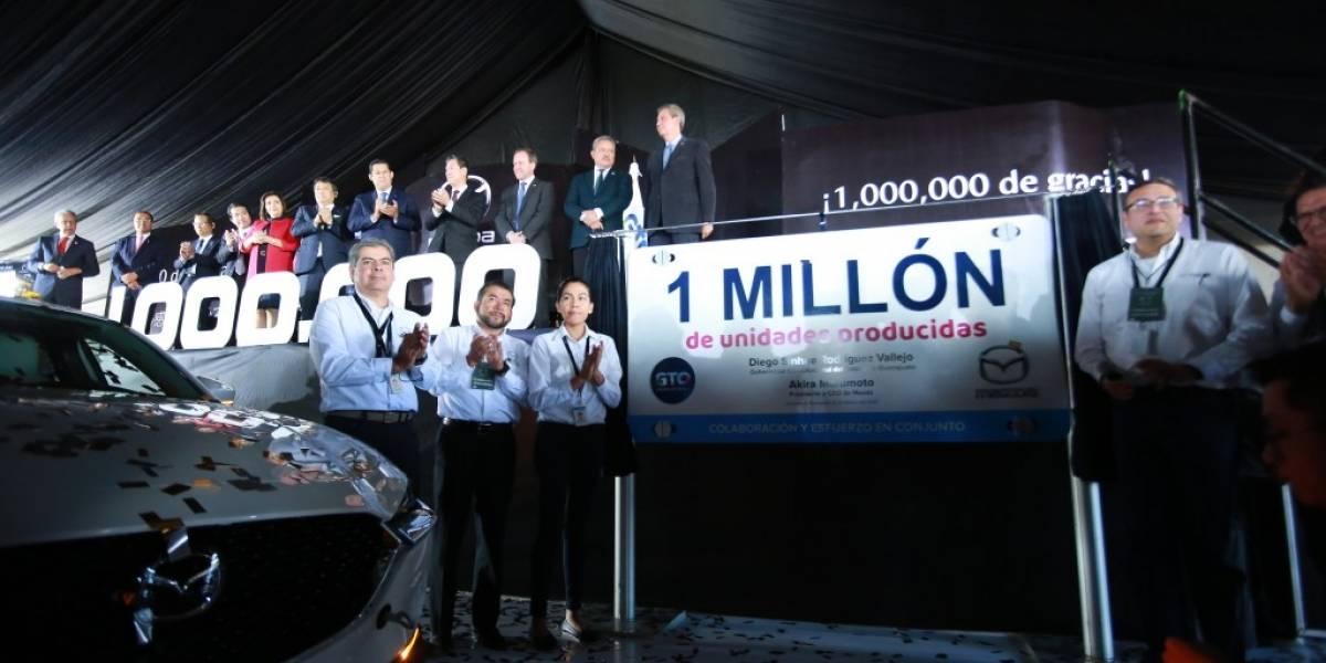 Logran producir un millón de vehículos en Salamanca