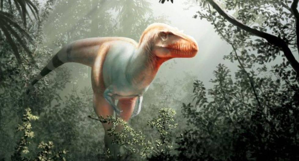 Dinosaurios Segador de la Muerte