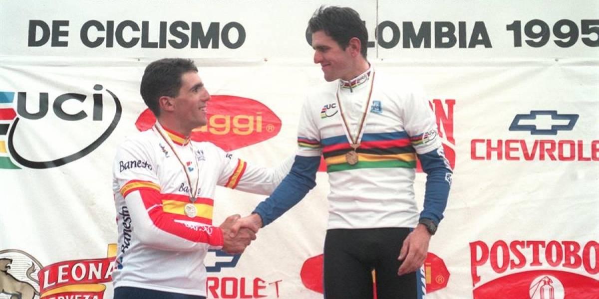 Veinticinco años despúes, lo mejor del ciclismo volvió a Duitama