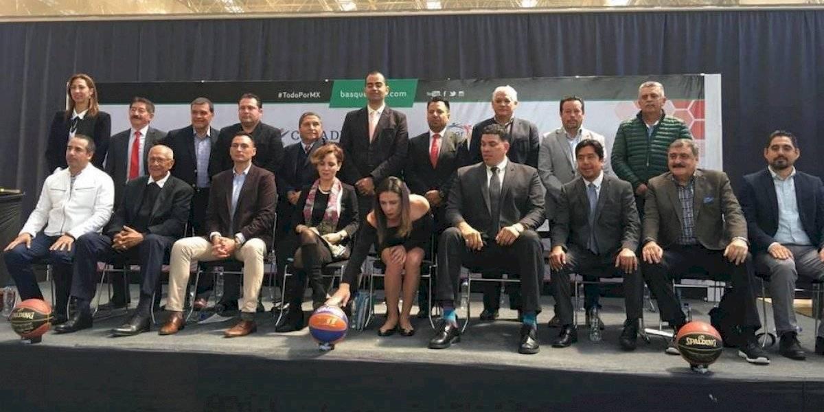 Ana Gabriela Guevara sale en defensa del basquetbol mexicano