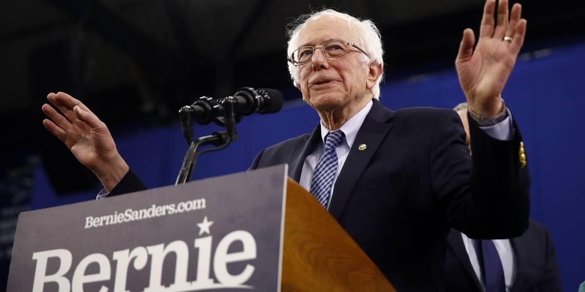 Sanders vence en elecciones de Nuevo Hampshire; todavía no convence