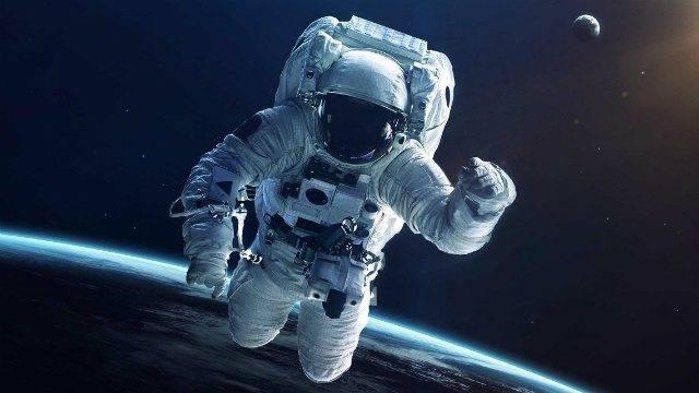 NASA astronautas