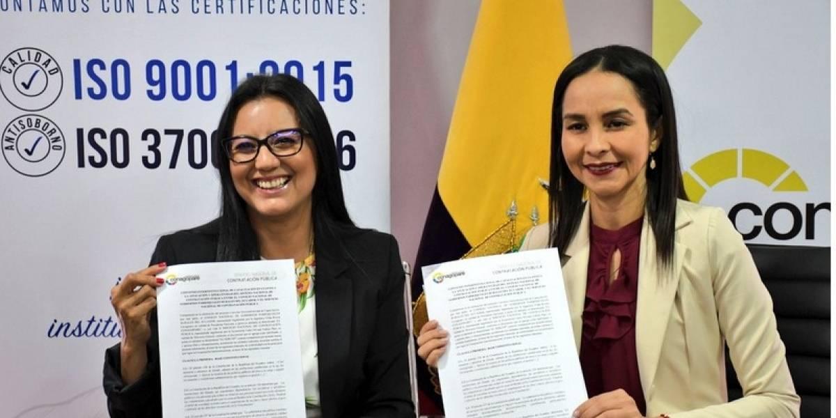 GAD Parroquiales fortalecerán conocimientos en contratación pública