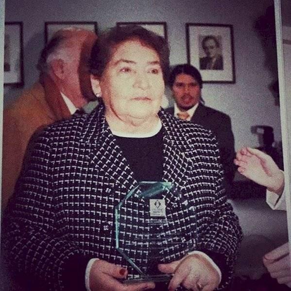 Mamá Lucho Jara