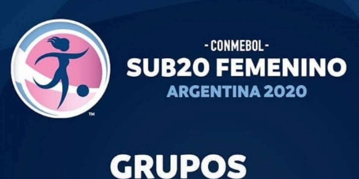 Todo definido para el inicio del Sudamericano Sub-20 Femenino