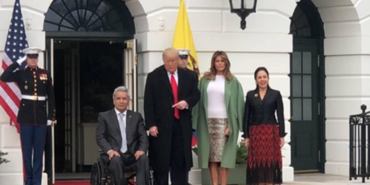 ¿Qué temas tratará Lenín Moreno con Donald Trump?