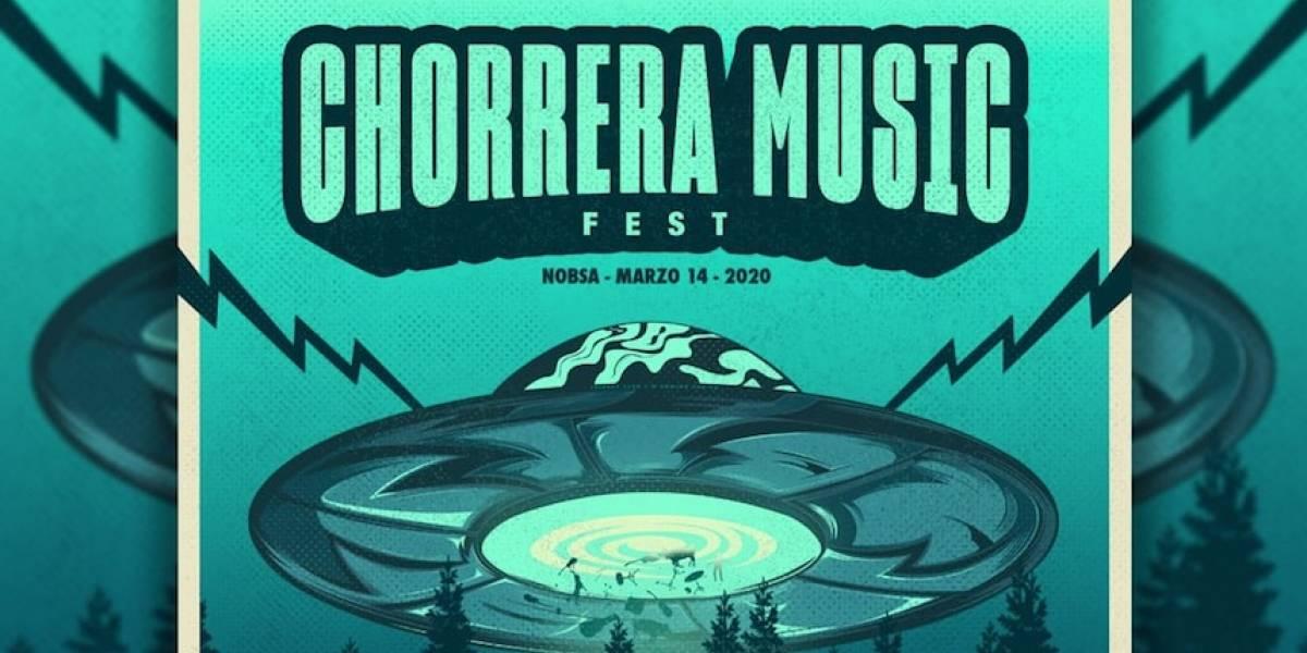 Chorrera Music Fest, un nuevo parche para la escena alternativa en Colombia