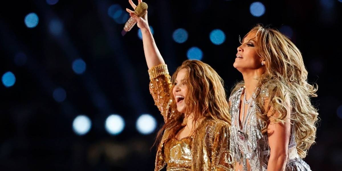 Super Bowl: El increíble homenaje de Barbie para Shakira y Jennifer López