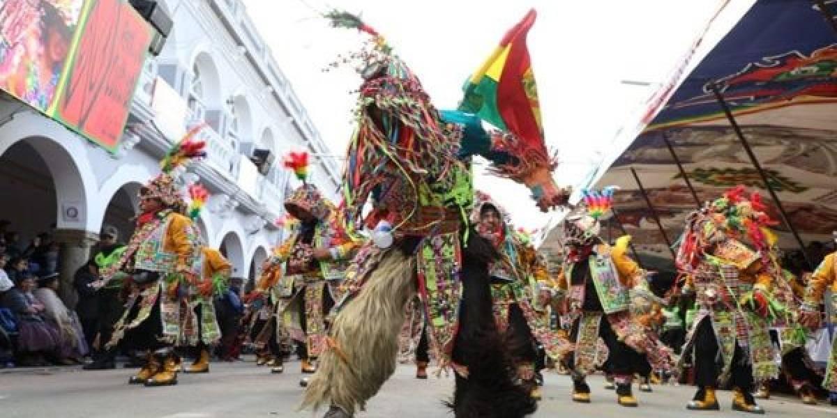 Os países que também comemoram Carnaval, mas com uma festa bem diferente