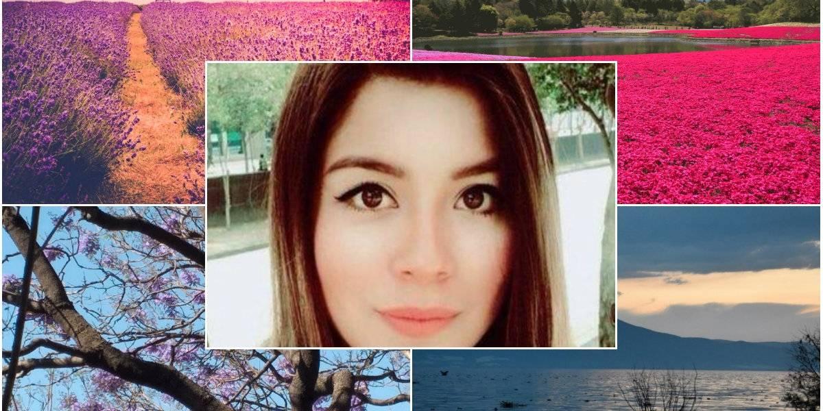 Con bellos paisajes hacen frente a filtraciones de Ingrid Escamilla en redes sociales