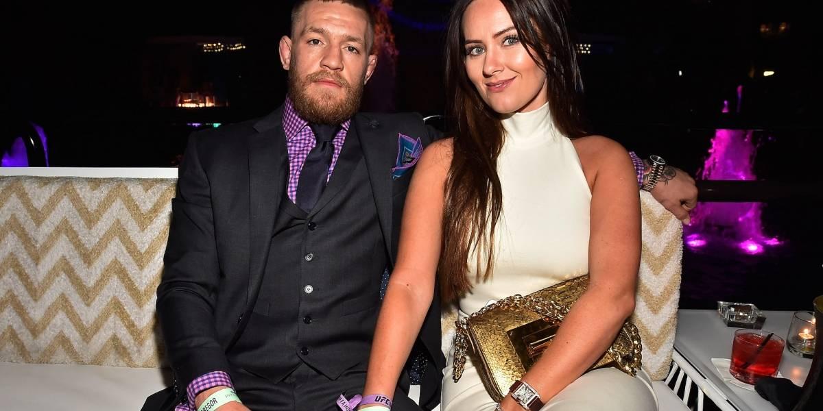 Viral video íntimo de Conor McGregor con una mujer que no es su esposa