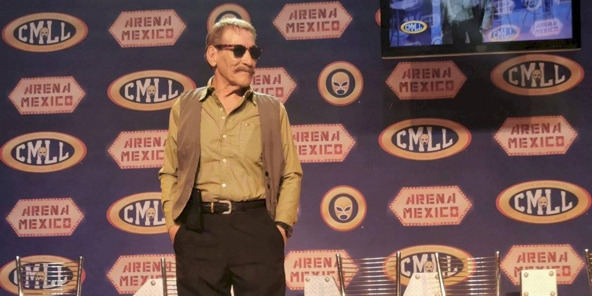 ¿Quién es Sangre Chicana?, el luchador que será homenajeado por el CMLL
