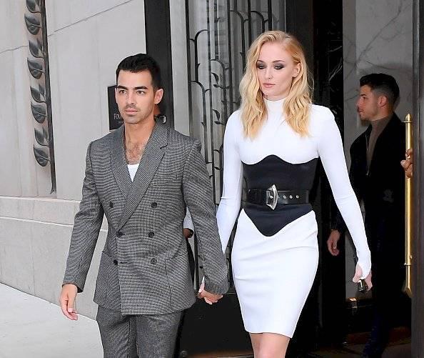 ¡Sorpresa para Joe Jonas! Sophie Turner estaría embarazada