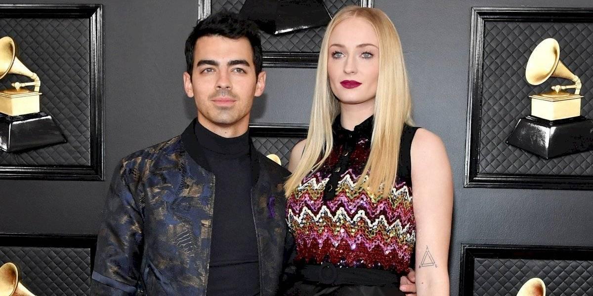 Dulce espera: Sophie Turner y Joe Jonas esperan su primer hijo