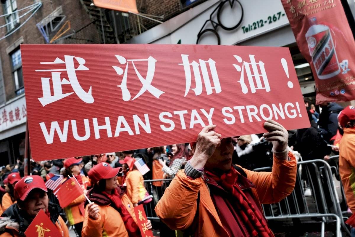 Confirman la muerte del director del hospital de Wuhan, China.