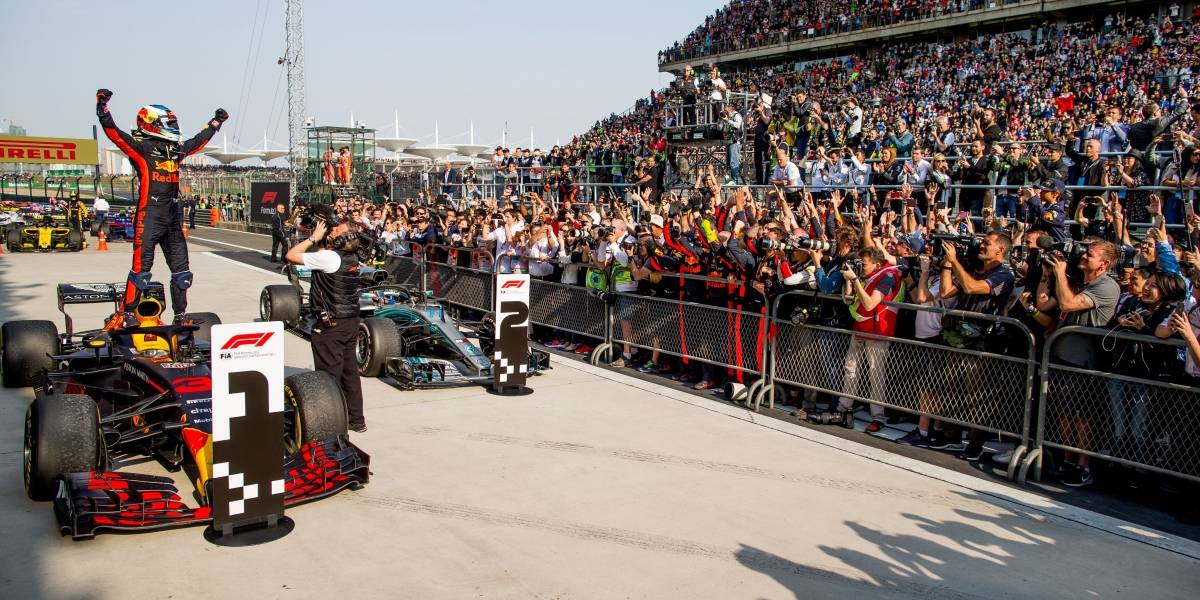 OFICIAL: GP de China de la F1 es pospuesto por el coronavirus