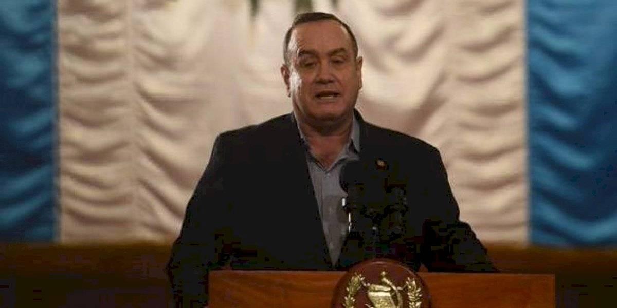 Giammattei señala anomalías en selección de ternas para gobernadores