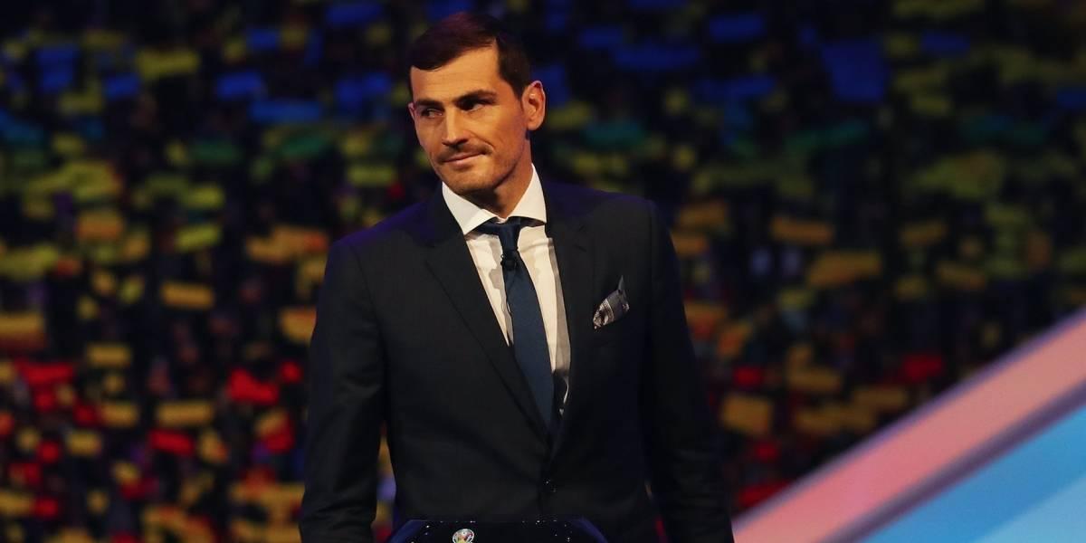 Iker Casillas irá por la presidencia de la Federación Española de Futbol