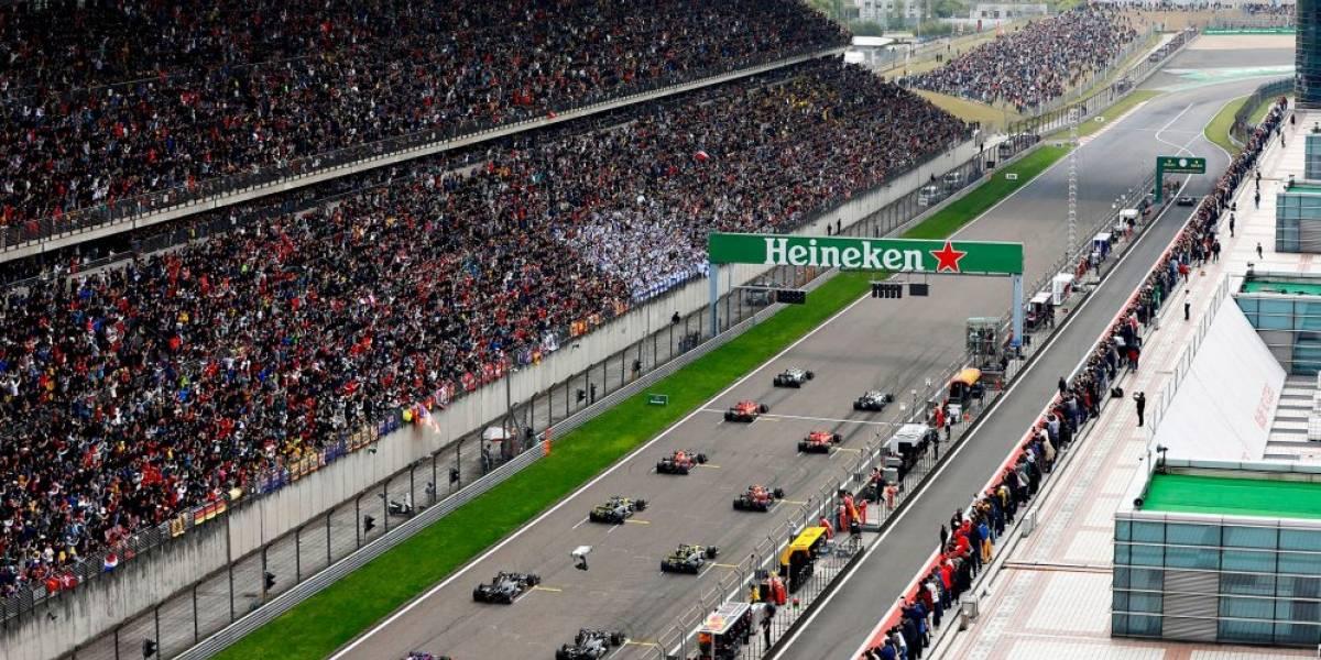 El Coronavirus tiene una nueva víctima en China: la F1 aplaza su visita a Shanghai