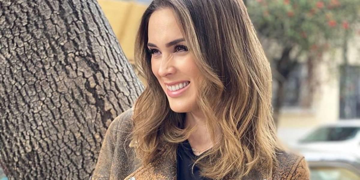 Jacky Bracamontes estrena cambio de look y la comparan con Consuelo Duval y Anahí