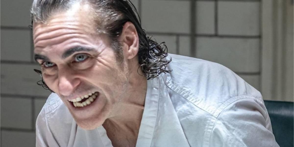 """Revelan imágenes inéditas de """"Joker"""" el último día de grabación"""