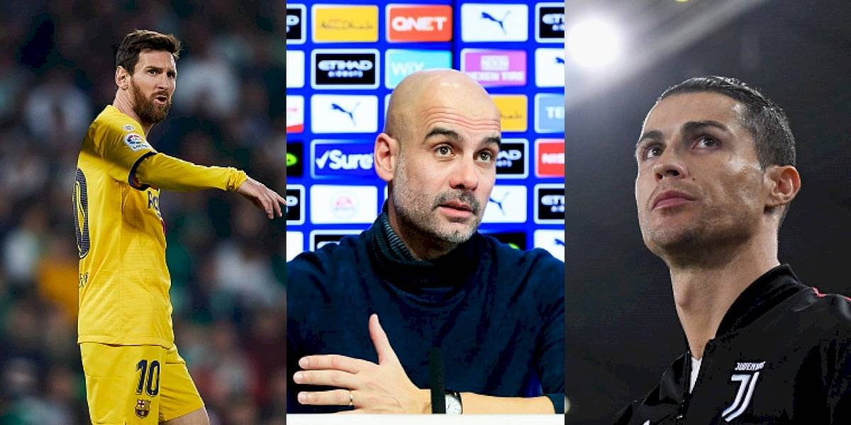 ¿Juventus planea tener a Cristiano, Guardiola y Messi para la siguiente temporada?