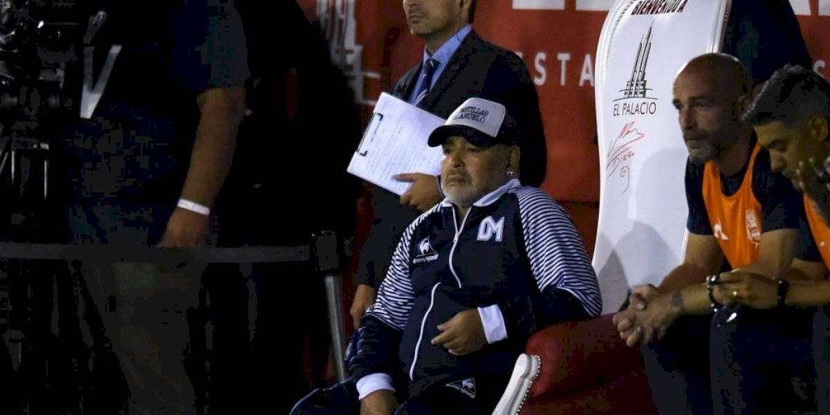 Rosario Central no homenajeará a Diego Maradona