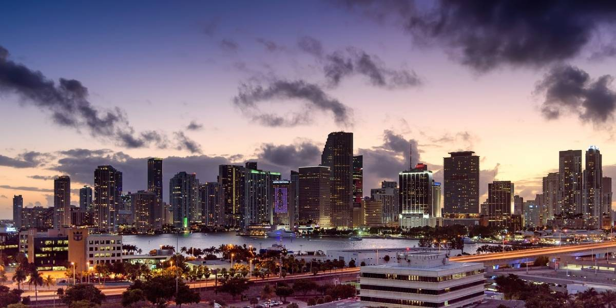 Passagens aéreas promocionais para Miami por menos de R$ 2 mil