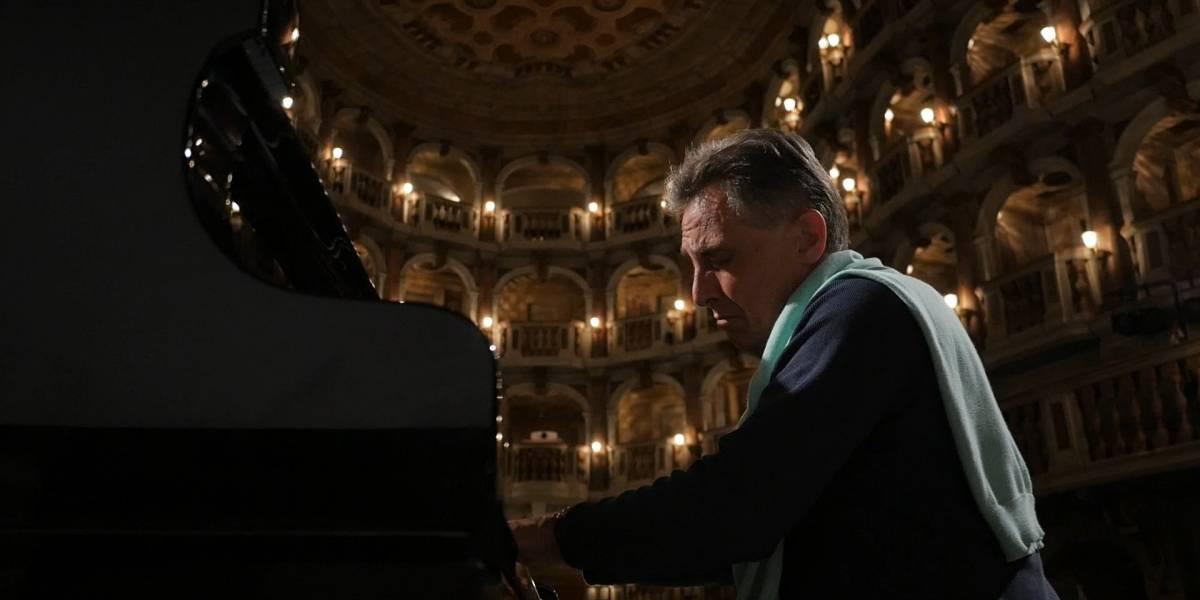 Michel Dalberto, virtuoso pianista francés llega a la Casa de la Música