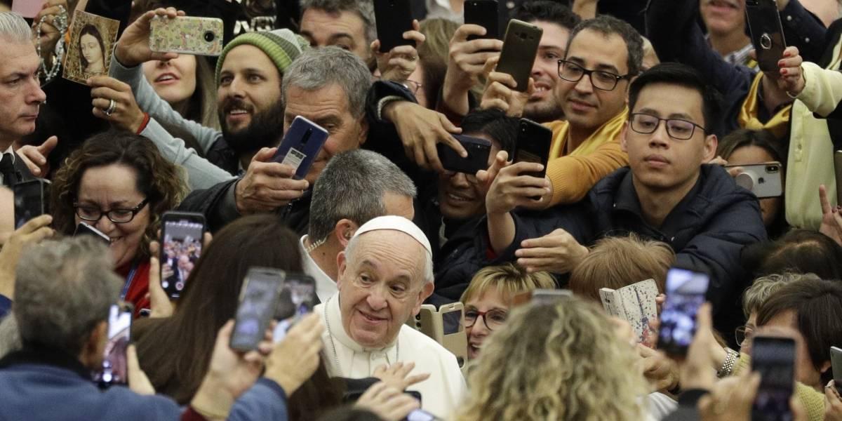 Hombres casados en La Amazonía no pueden ser sacerdotes, según papa Francisco