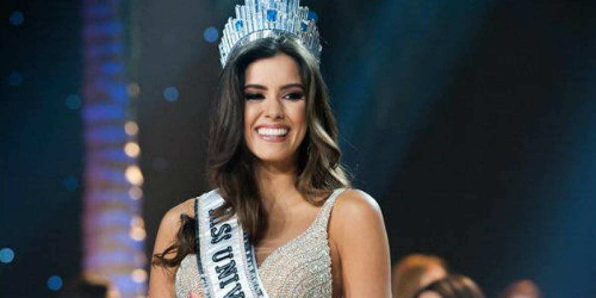 Nueva foto de Paulina Vega, exMiss Universo, genera debate ¡Qué te pasó!