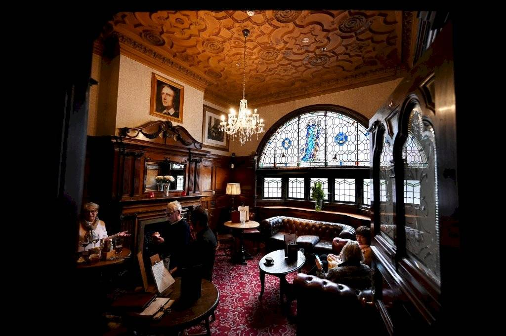 Philharmonic Dining Rooms en Liverpool