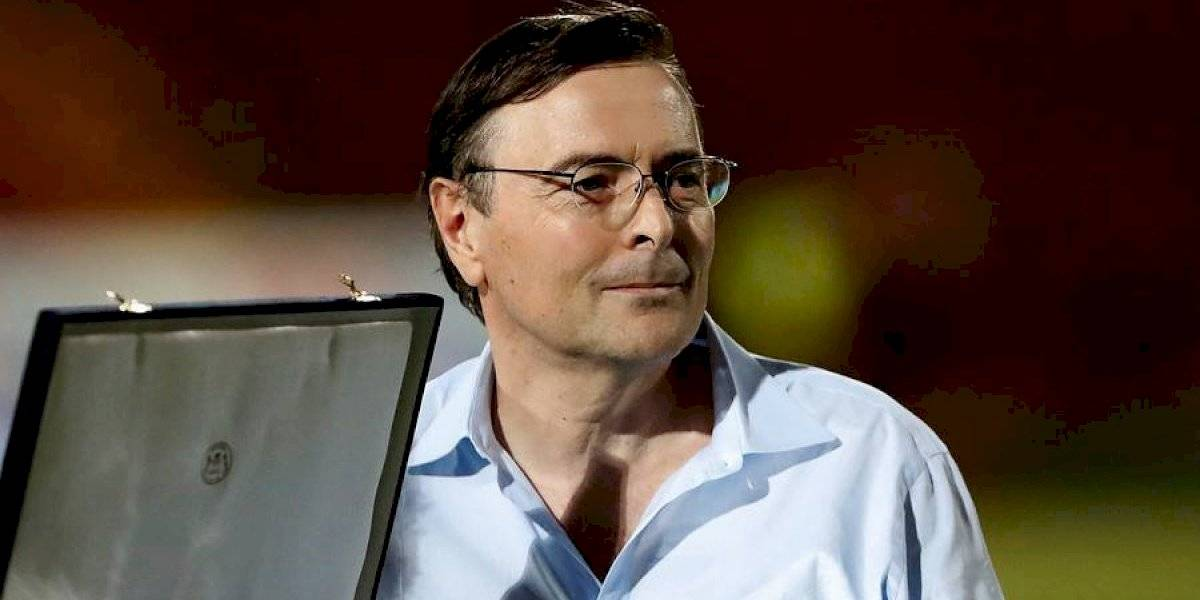 "Jorge Segovia amenaza a Amazon: prepara millonaria demanda por la serie ""El Presidente"""