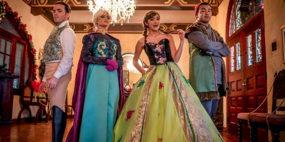 "Musical ""Frozen JR"" llega a Caguas"