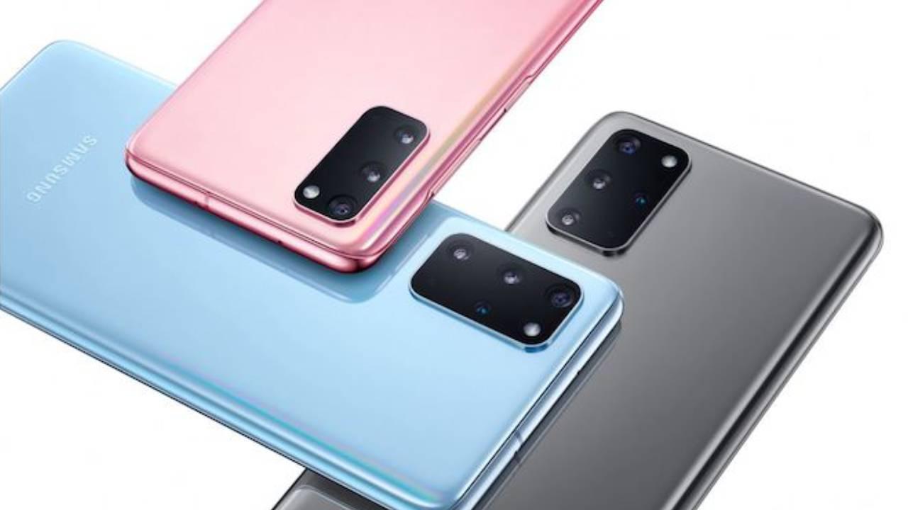 Samsung Galaxy™ S20 México